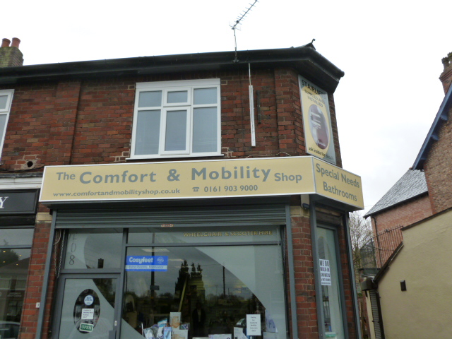 2 Bed Flat, Stockport Road, Timperley